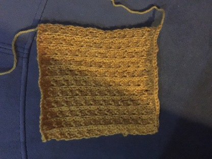 Little Ladders Stitch Square